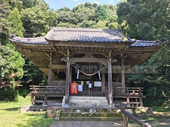 戦国最強の武将、島津義弘公を祀る精矛神社