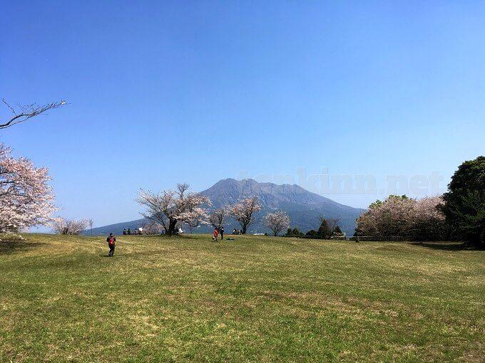 篤姫のロケ地、磯山公園