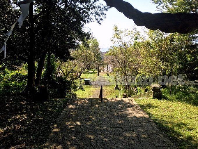鹿児島の精矛神社で撮影、西郷どん