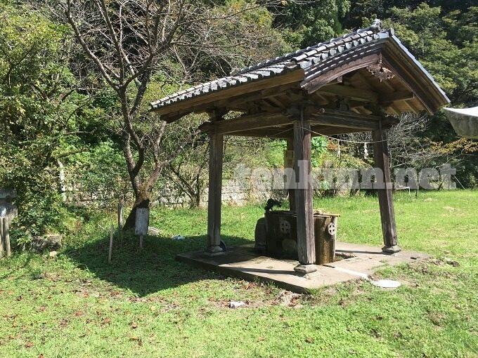 西郷どん鹿児島のロケ地、精矛神社
