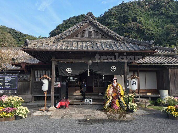 仙巌園に行ったら必ず参加した方がいい御殿ツアー
