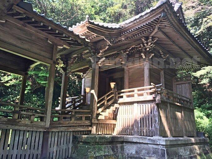 戦国最強武将の島津義弘公を祀る精矛神社