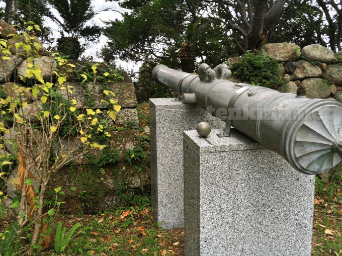 薩英戦争砲台跡に行って来た