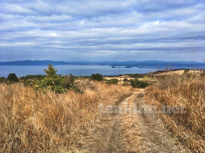 西郷どんのロケ地、鹿児島の狐ヶ丘高原に車で行きたい