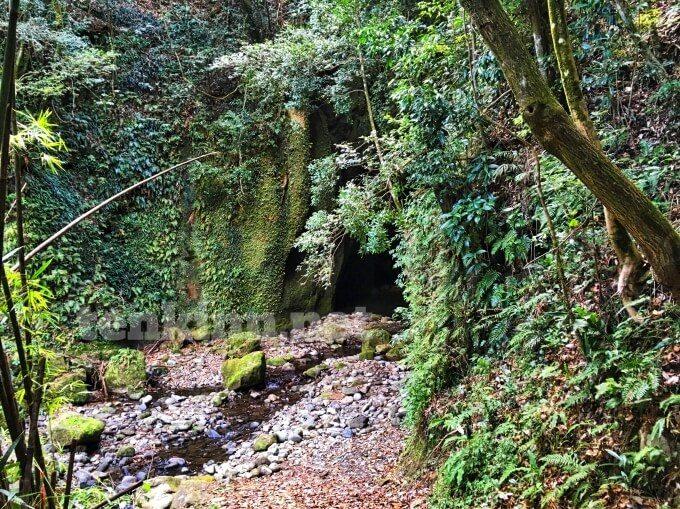 鹿児島の長野滝はちょっと恐い