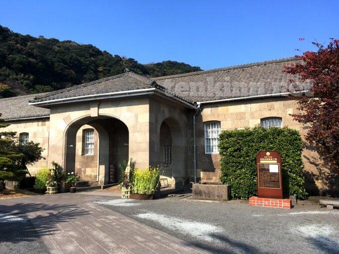 世界文化遺産の仙巌園、集成館