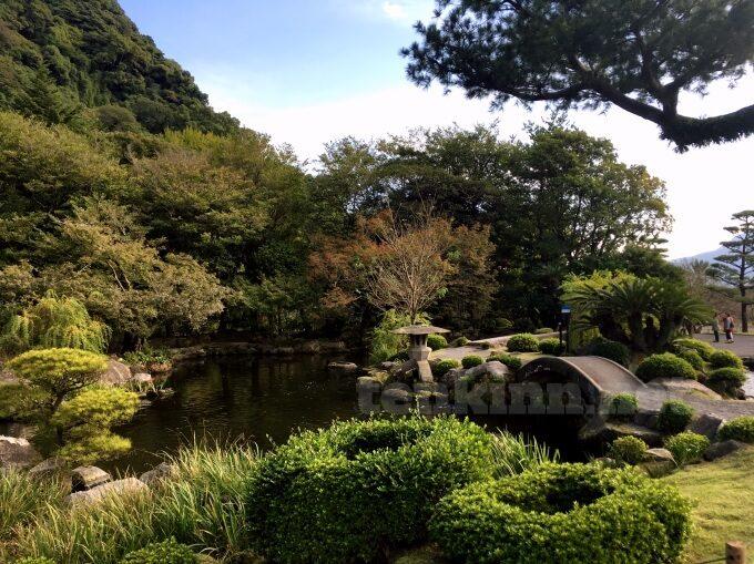 仙巌園の庭園はどう?