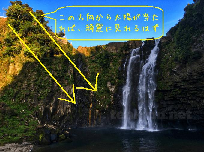 西郷どんのロケ地の滝は、いつ行けば良いの?検証