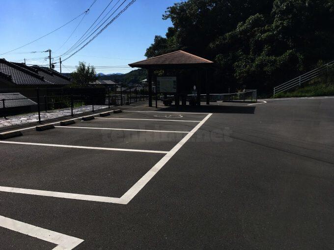 龍門司坂の駐車場は?