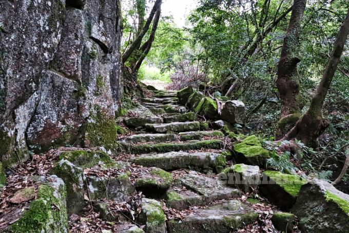 江戸時代を感じられる鹿児島の観光地、掛橋坂