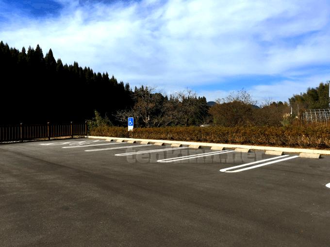 掛橋坂の無料駐車場