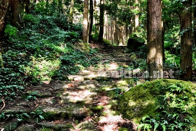 鹿児島観光で行った方が良い場所、掛橋坂