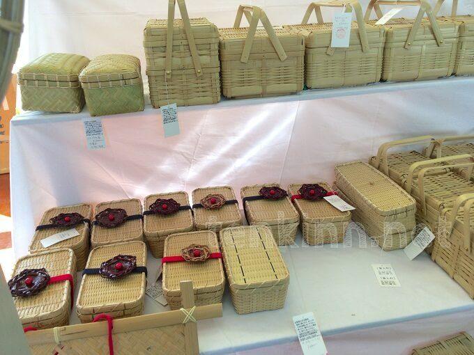 100年以上継承された技術が詰まったお弁当が売っている竹のいち