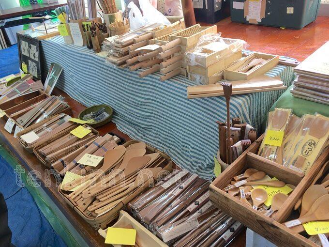 竹のいちで購入できるキッチングッズ