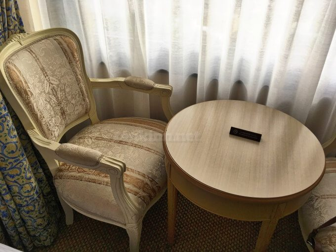 城山ホテル部屋はこんな感じ