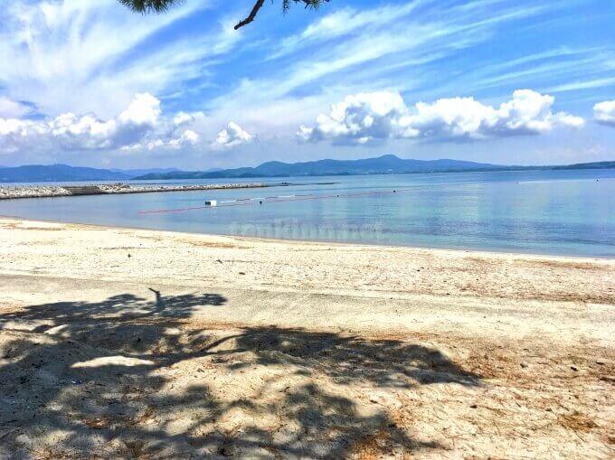 鹿児島本島で綺麗な海を探して