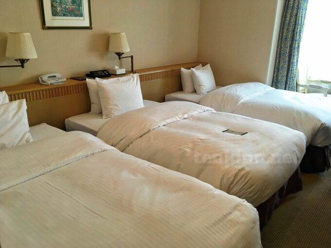 城山ホテル鹿児島トラブルがあったら残念な対応をされる