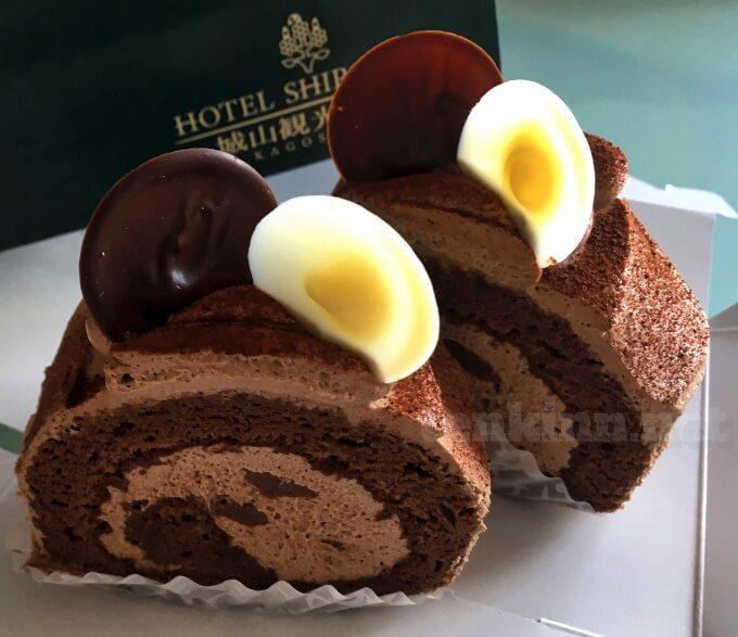 城山ホテル鹿児島のケーキのお味は