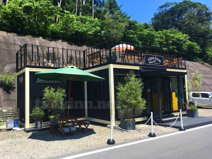 雄川の滝の新しくできたカフェはどんな所?