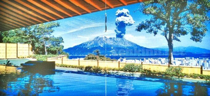 城山ホテル鹿児島の温泉はどう?