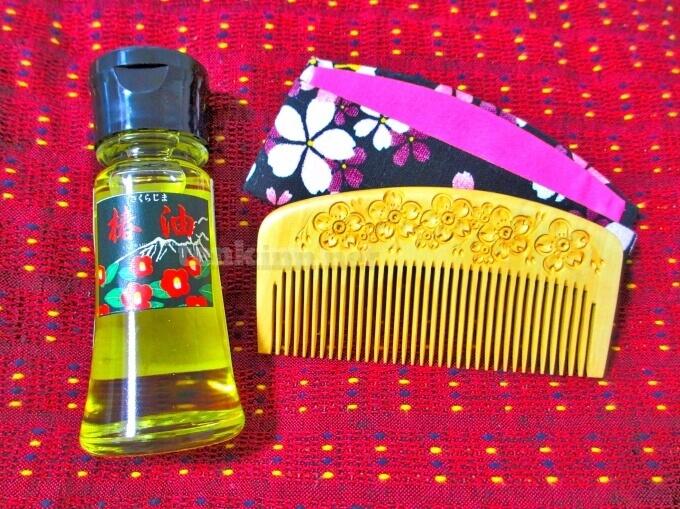 自分への鹿児島土産は、伝統工芸品で!つげ櫛
