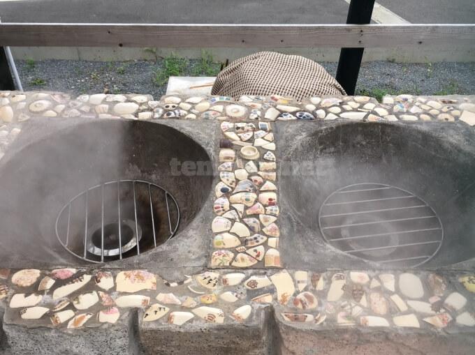 鰻温泉のスメの使い方1