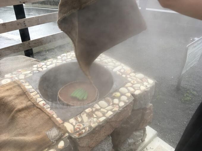 鰻温泉のスメの使い方5