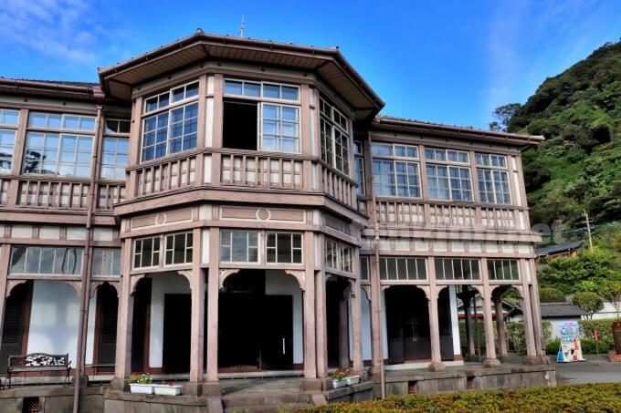 鹿児島観光で異人館に行ってみた