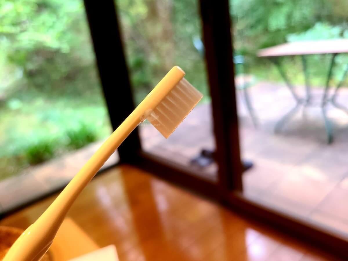 由布院玉の湯のアメニティー、歯磨きしやすいか