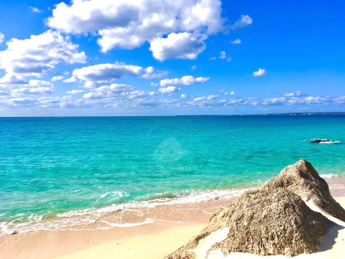 宮古島の綺麗な海ですぐ泳げるホテルランキング2位長間浜